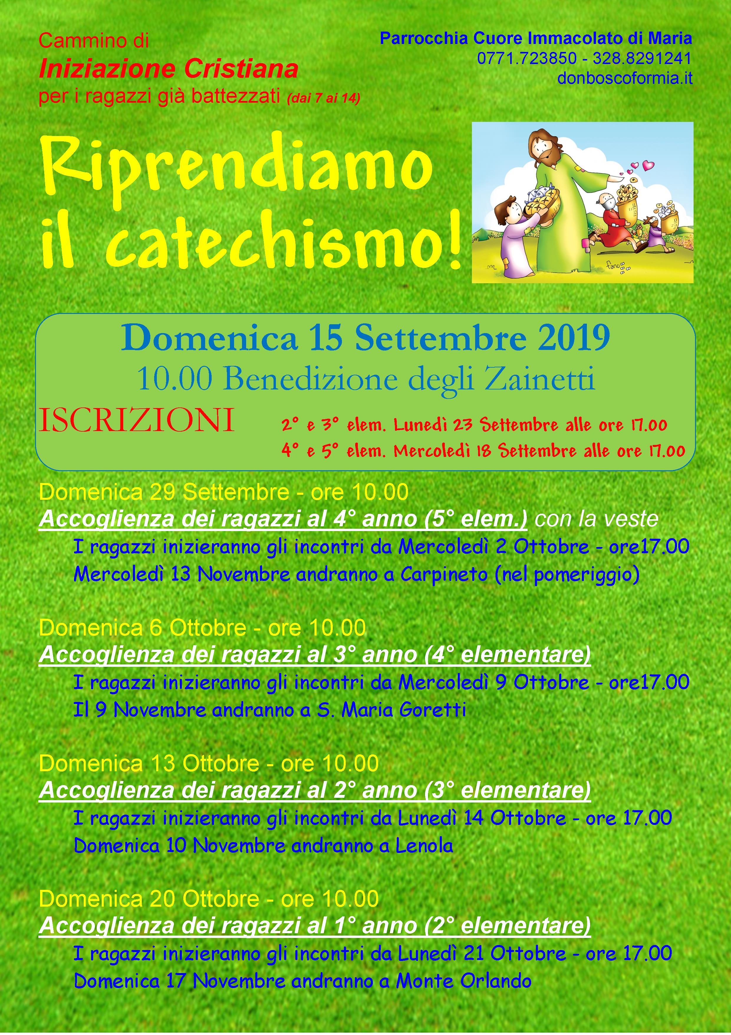 Calendario Liturgico Mariano 2020.Parrocchia Cuore Immacolato Di Maria Home